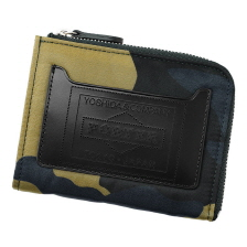 CAMOUFLAGE MULTI WALLET