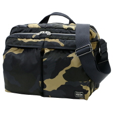 COUNTER SHADE 2WAY SHOULDER BAG