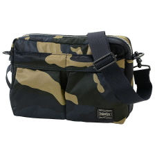 COUNTER SHADE SHOULDER BAG