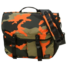 PS CAMO SHOULDER BAG