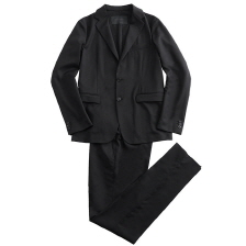 CASELY-HAYFORD TRAVEL SUIT & TRAVEL