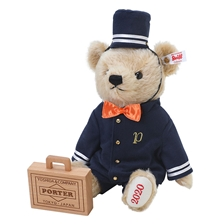 Steiff PORTER 85th Bear Figure